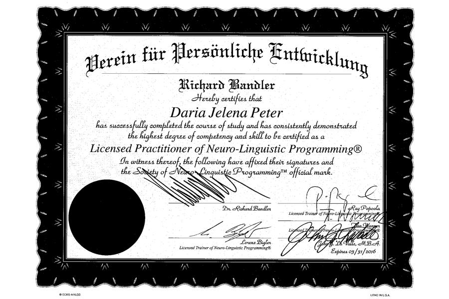 Diplom NLP